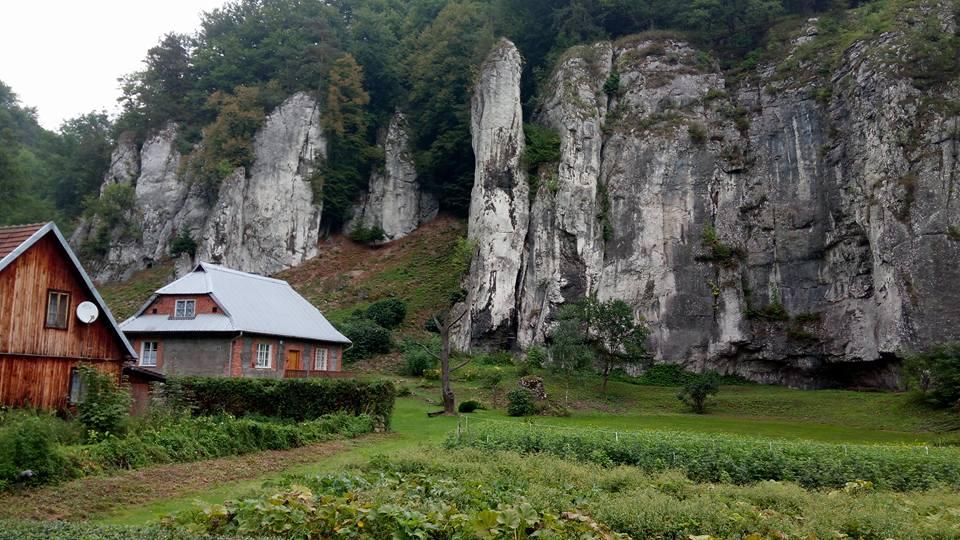 Ojcowsky park narodowy
