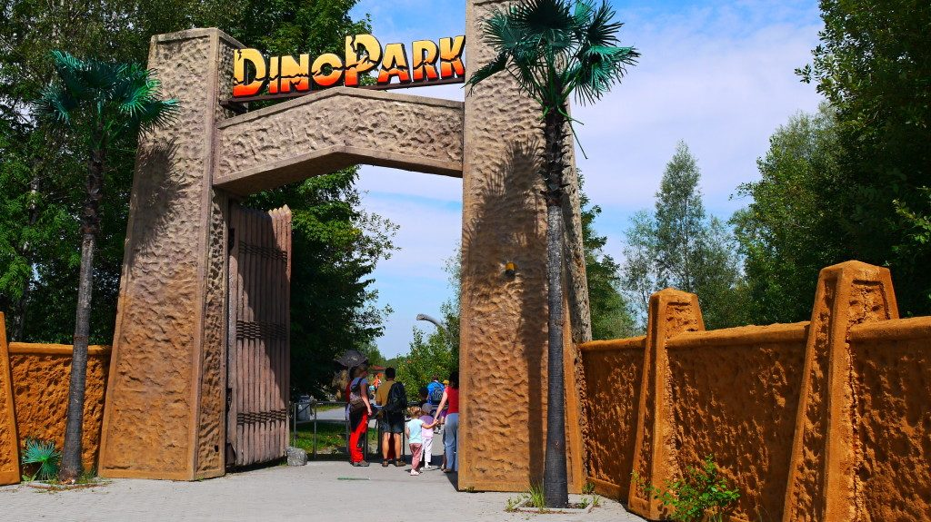 DinoPark - Vlk na cestách