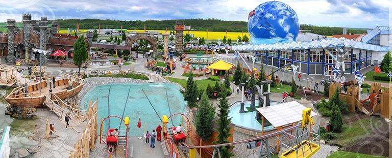zábavní parky v české republice