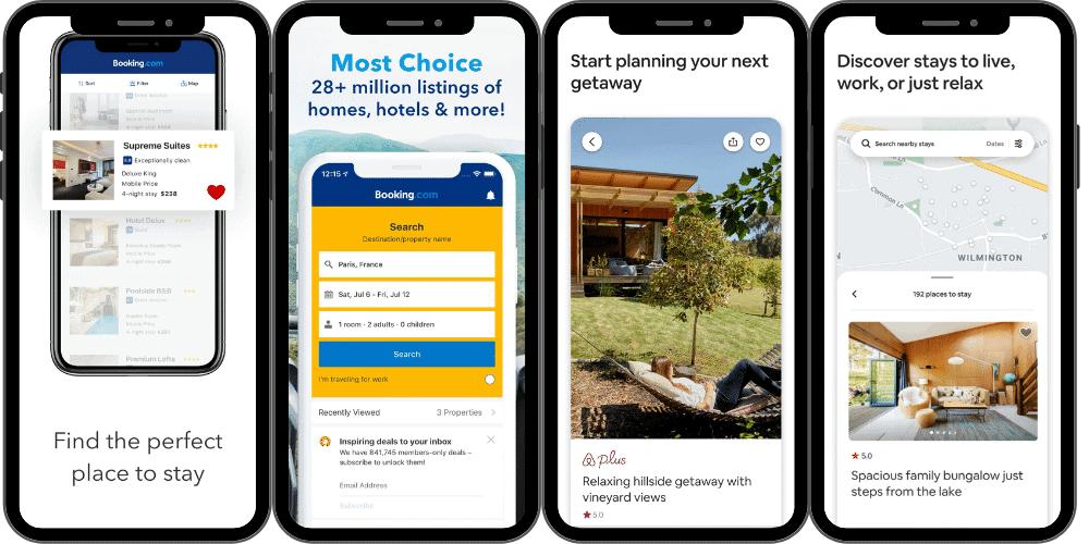 aplikace které při cestování oceníte