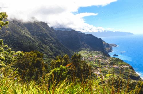 Madeira bez cestovky